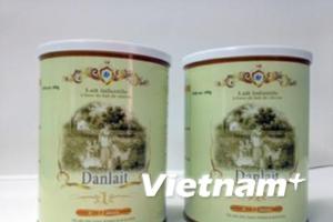 Cục an toàn thực phẩm lên tiếng vụ sữa dê Danlait