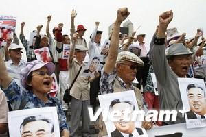 LHQ hối thúc Triều, Hàn tránh gia tăng căng thẳng
