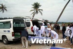 Bàn giao tài sản cá nhân cho nạn nhân vụ chìm tàu