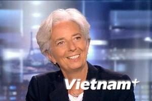 Những thách thức chờ đón tân Tổng giám đốc IMF