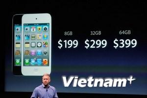 """Trực tiếp: Sự kiện """"Let's Talk iPhone"""" của Quả táo"""