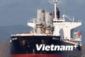 Vinalines thuê tàu để tìm các thuyền viên mất tích