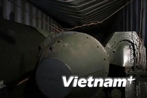 Cuba tuyên bố sở hữu lô vũ khí trên tàu Triều Tiên
