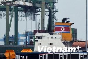Thủy thủ tàu Triều Tiên có thể lĩnh án tù tại Panama