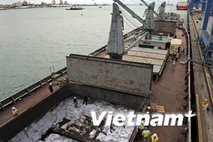 LHQ ấn định ngày tới Panama điều tra tàu Triều Tiên