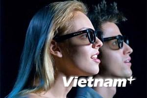 Hàn Quốc chuyển giao thiết bị chiếu phim 3D ở Huế