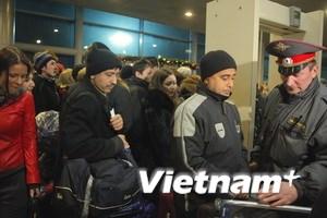 Nga sơ tán 3 nhà ga Mátxcơva vì bị dọa đánh bom