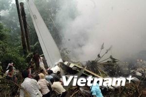Ít nhất 8 người sống sót trong vụ tai nạn máy bay