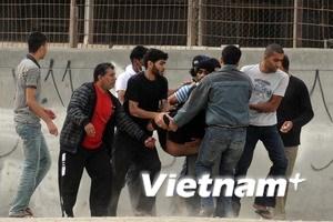 Quân đội Qatar triển khai lực lượng đến Bahrain