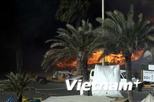 Phe đối lập tại Bahrain rút lại điều kiện đàm phán