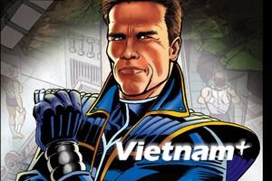 Arnold Schwarzenegger tham gia phim hoạt hình