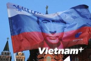 Phản ứng quốc tế về kết quả bầu cử tổng thống Nga