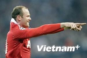 Giggs và Rooney lập công, M.U vùi dập Schalke