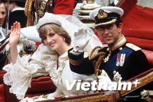 Nhìn lại những đám cưới Hoàng gia trong quá khứ