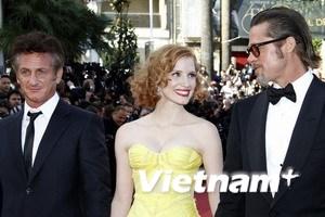 Phim của Brad Pitt được khen ngợi tại LHP Cannes