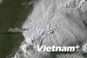 Trước và sau lốc xoáy