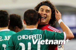 5 cầu thủ Mexico bị loại khỏi Gold Cup vì doping