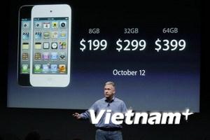 Video công bố iPhone 4S