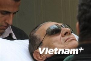 Cựu Tổng thống Mubarak bị đề nghị mức án tử hình
