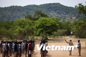 Thảm sát ở Nam Sudan