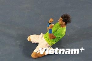 Nadal hạ gục Federer