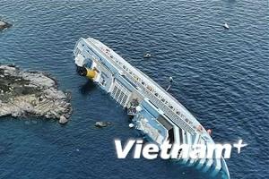 Hành khách tàu chìm được bồi thường 11.000 euro