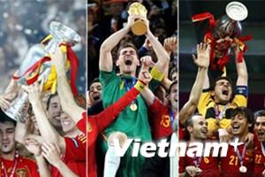 Hồ sơ Tây Ban Nha và hành trình đến chức vô địch