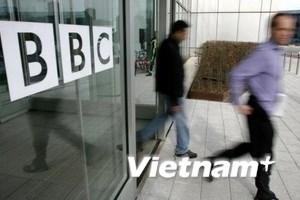 """""""Hãng truyền thông BBC đang tỏ ra mất kiểm soát"""""""