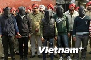 Ấn Độ bắt 6 thủ phạm của vụ hiếp dâm tập thể mới