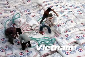 Gạo châu Á xuống giá do nguồn cung tăng mạnh