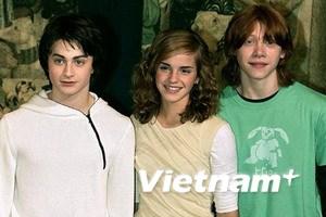 Chùm ảnh sao Harry Potter ngày ấy và bây giờ
