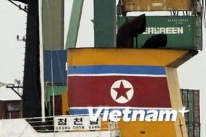 Panama quyết định phạt tàu Triều Tiên một triệu USD