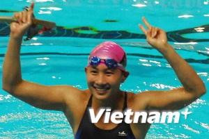 Đội tuyển lặn Việt Nam đứng thứ 3 xếp hạng AIG III