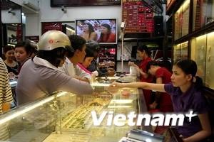 Sẵn sàng cho nhập khẩu vàng để bình ổn thị trường