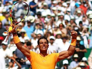 Hạ Nishikori, Nadal hoàn tất giấc mơ La Undecima tại Monte Carlo