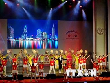 Lễ hội Văn hóa Thế giới TP.HCM-Gyeongju hút hơn 4 triệu lượt khách