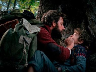 'A Quiet Place' giành lại ngôi đầu Bắc Mỹ từ tay 'Rampage'