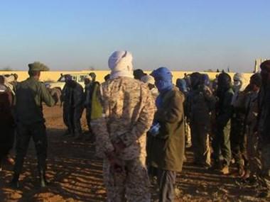 Nhiều tiếng nổ lớn làm rung chuyển thành phố Timbuktu của Mali