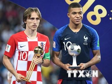 """Luka Modric nói gì sau khi giành danh hiệu """"Quả bóng Vàng""""?"""