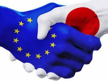 [Mega Story] EU-Nhật Bản sát cánh duy trì trật tự thương mại đa phương