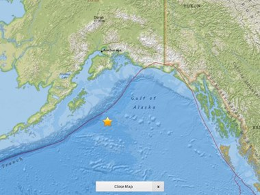 Mỹ: Động đất mạnh rung chuyển bang Alaska, cảnh báo sóng thần