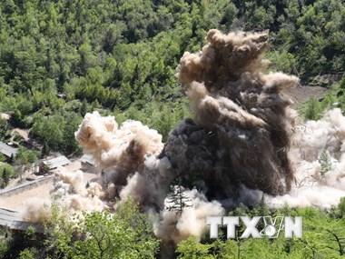 Mỹ nỗ lực thúc đẩy Triều Tiên thực hiện đúng cam kết