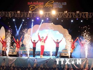 Khai mạc chương trình Đà Nẵng - Điểm hẹn mùa Hè 2018