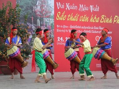 Đa sắc thái văn hóa Bình Phước tại Bảo tàng dân tộc học Việt Nam