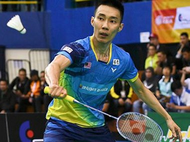 Tay vợt cầu lông Lee Chong Wei bị tung clip sex giả mạo