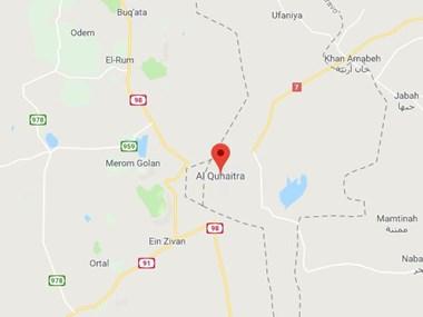 Syria: Đạt được thỏa thuận về phiến quân ở tỉnh al-Quneitra