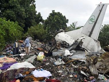 Không có người sống sót trong vụ tai nạn máy bay ở Madagascar