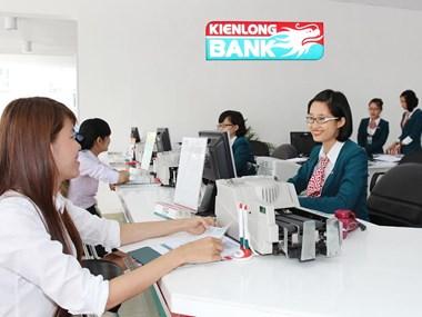 Lợi nhuận trước thuế của Kienlongbank đạt 191,56 tỷ đồng