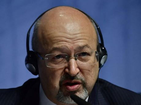 OSCE thất vọng vì các thỏa thuận Minsk được thực hiện chậm