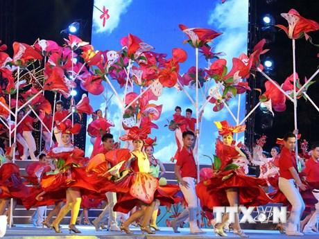 [Photo] Toàn cảnh sự kiện khai mạc Lễ hội Hoa Phượng đỏ 2018